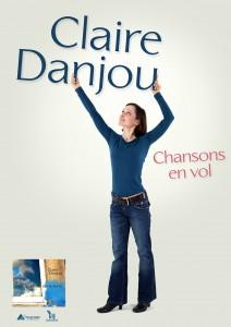 Claire Danjou - Chansons en vol