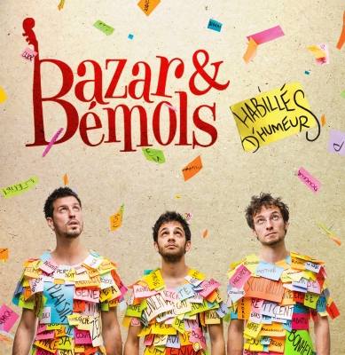 Bazar et Bémols – 09/12/2017