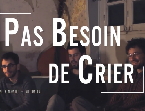 #3PasBesoinDeCrier / Bazar et Bémols / 09/12/2017