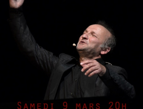 Concert : Emmanuel Depoix – 09/03