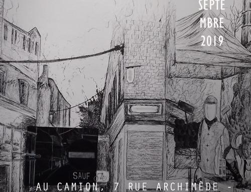 Exposition : Journées du Patrimoine // Cartographie Feminine – 21 & 22/09