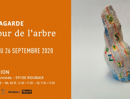 Exposition : Eve Lagarde – 12/09 au 26/09