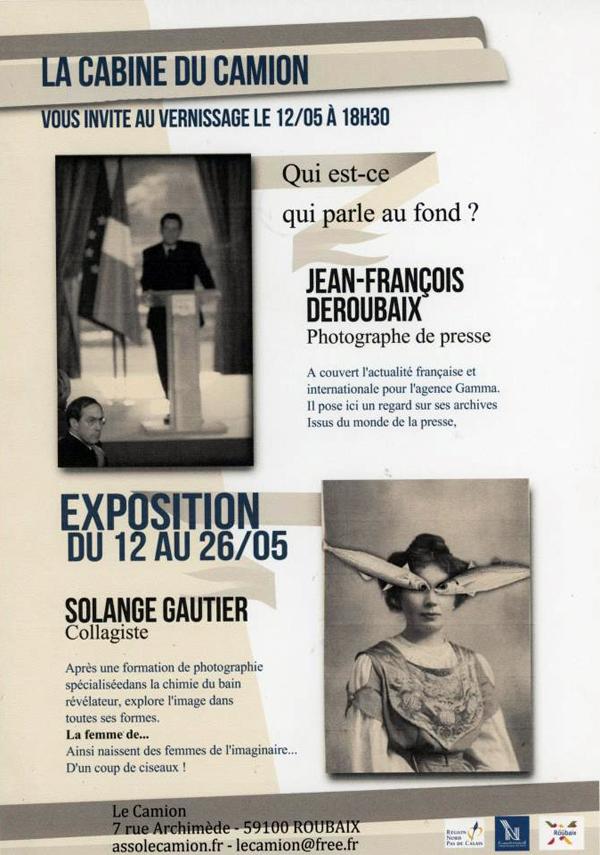 Jean-François DEROUBAIX & Solange GAUTIER